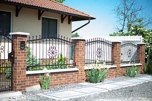 Egyedi kerítés